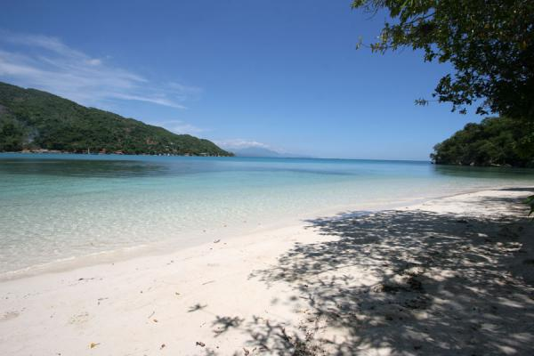 Foto di Looking out over Labadie bay from one of the beaches - Haiti - America