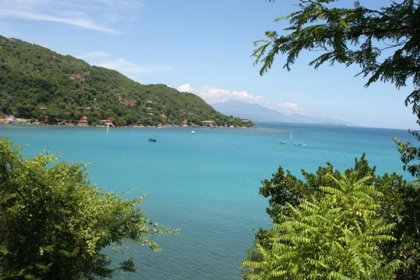 Foto van View over Labadie bay - Haïti - Amerika