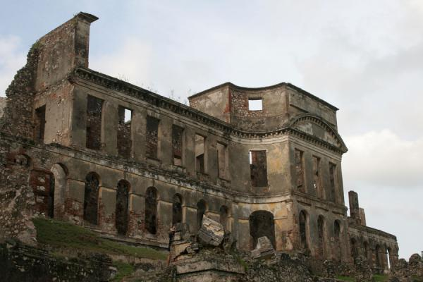 Picture of Palace Sans-SouciMilot - Haiti
