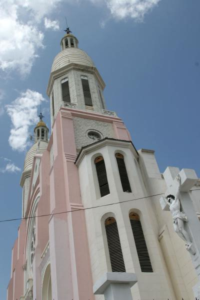 Picture of Port-au-Prince (Haiti): Notre Dame Cathedral in Port-au-Prince