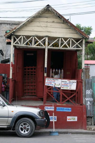 Picture of House in Port-au-Prince
