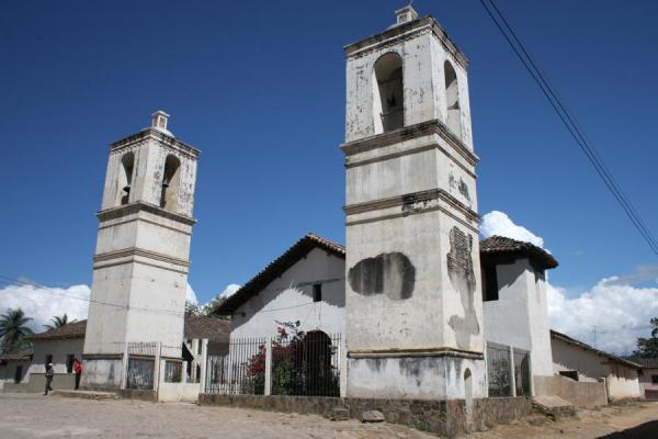 Church on second square of Erandique | Erandique | Honduras