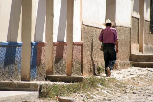 Man in street, Erandique | Erandique | Honduras
