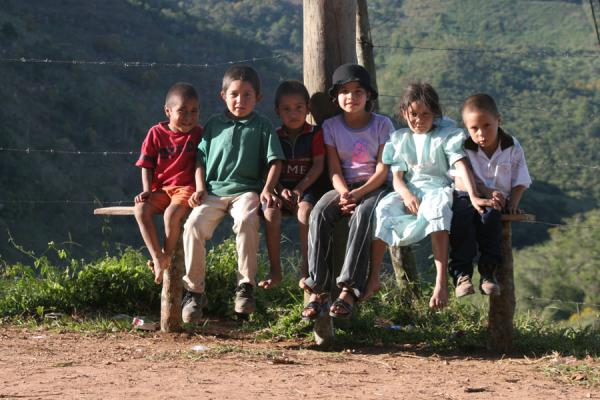 Children in the western highlands, Honduras | Honduran People | Honduras
