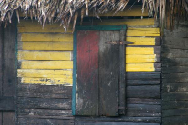 Foto de Colourful house in LimónLimón - Honduras