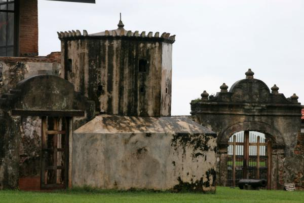 Remnants of Trujillo's fort | Trujillo | Honduras