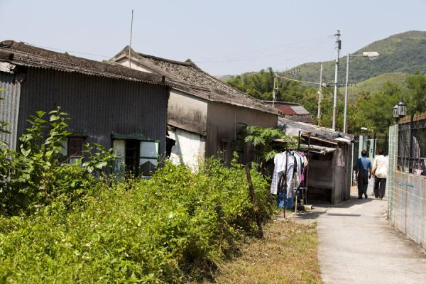 Picture of Lung Yeuk Tau Heritage Trail (Hong Kong): The heritage trail leads through many small villages