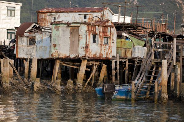 Foto de House in Tai O on the riverTai O - Hong Kong