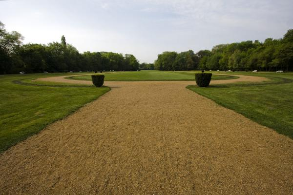 Garden in the middle of Margaret Island | Margaret Island | Hungary
