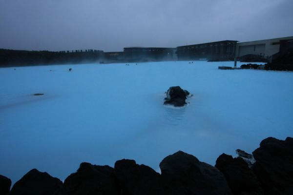 Overview of the Blue Lagoon | Laguna Azul | Islandia