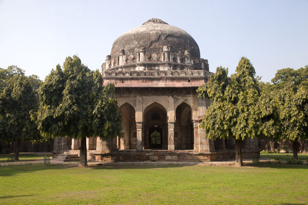 The tomb of Sikander Lodi | Lodi Gardens | India