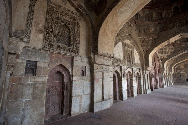 The mosque of Bada Gumbad | Lodi Gardens | India