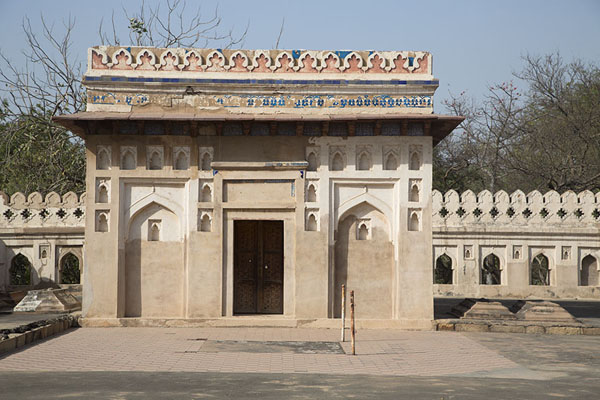 Picture of Tomb of Jamali KamaliDelhi - India