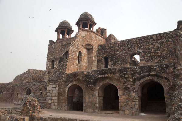 View of Humayun Gate | Purana Qila | India