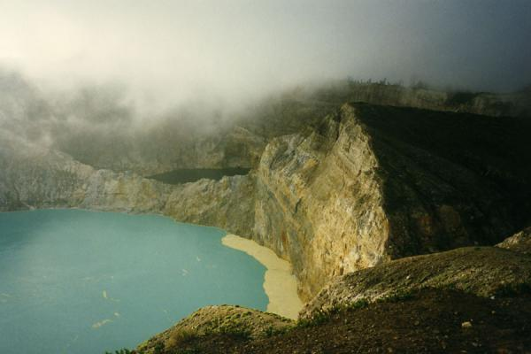 Picture of Flores (Indonesia): Keli Mutu volcanic lakes