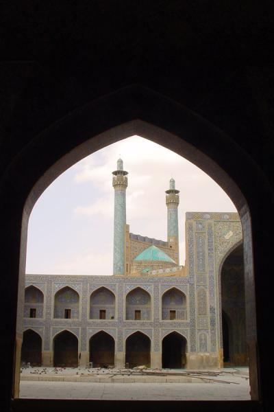 Picture of Masjed e Emam mosque Esfahan