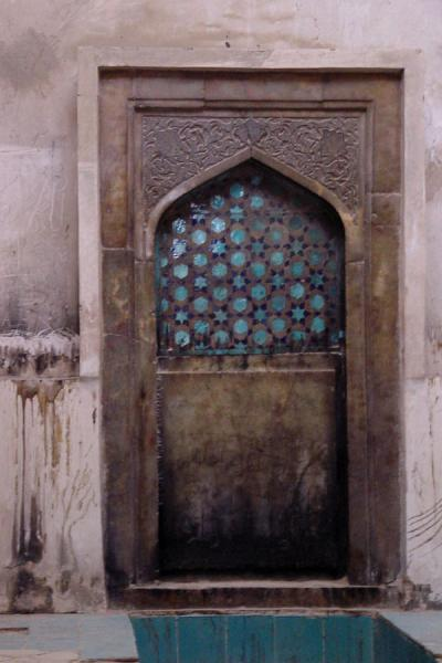 Picture of Door in Masjed e Jame mosque - Esfahan