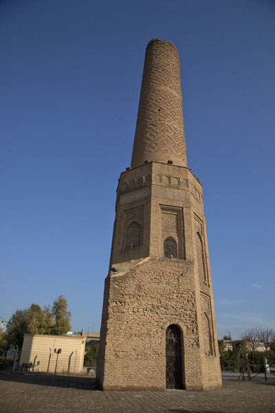 Foto van View of the minaretErbil - Irak