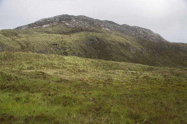 Photo de View of the lower parts of Connemara National ParkConnemara - Irlande