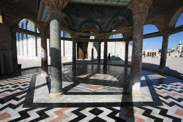 Dome of the Chain | Dome of the Rock | Israel