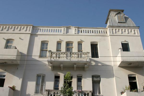 Elegant building in Neve Tzedek neighbourhood | Neve Tzedek | Israel