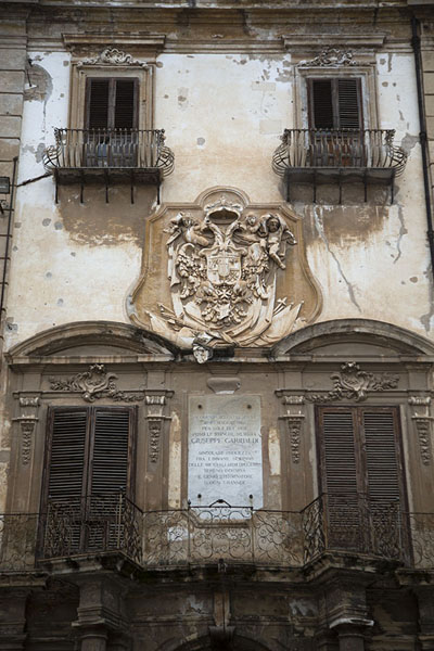 House in which Garibaldi rested for two hours in 1860 | Albergheria | l'Italie