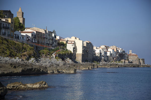 Coastline at the north of Cefalù | Cefalù | 意大利