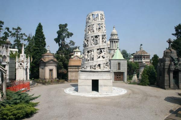 Picture of Necropoli in Cimitero Monumentale