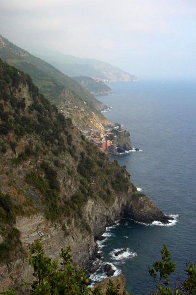 Part of the Cinque Terre coastline | Cinque Terre | Italy