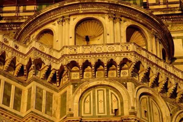 One of the sides of Florence Cathedral | Florence Cathedral | Italy