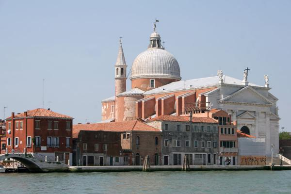 Redentore church seen from Giudecca Canal | Giudecca | Italy