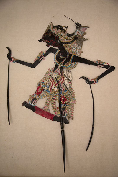 Picture of Indonesian marionettePalermo - Italy