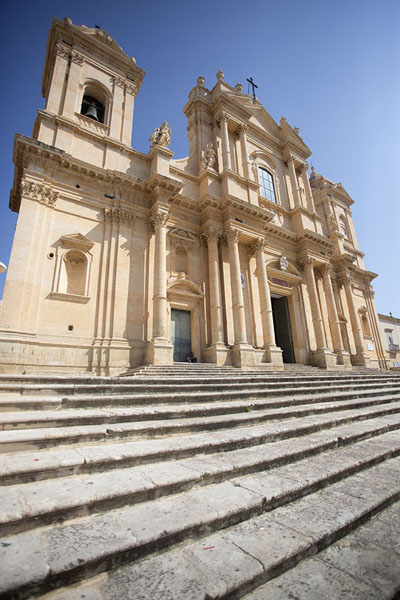 The cathedral of Noto in the afternoon | Noto | Italy