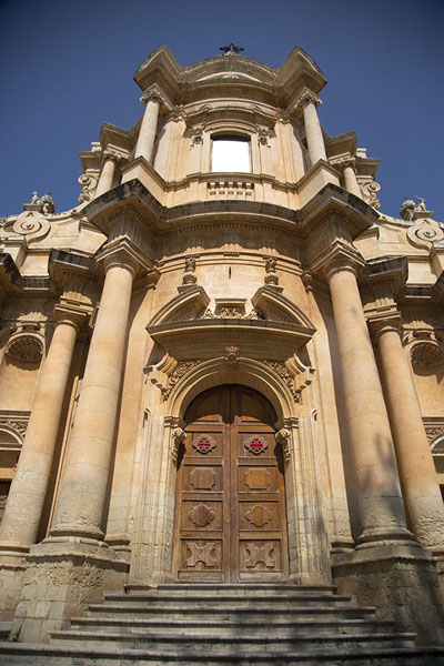 Picture of Chiesa di San Domenico in Noto - Italy - Europe