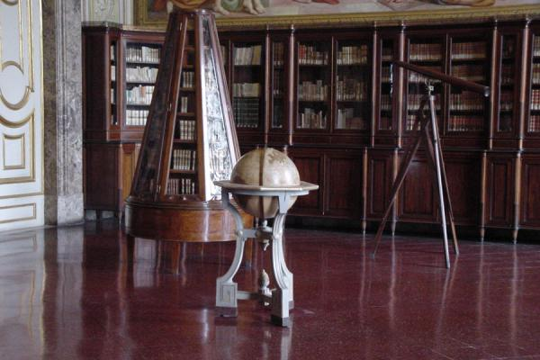 Part of the library of Reggia Caserta | Reggia Caserta | Italy