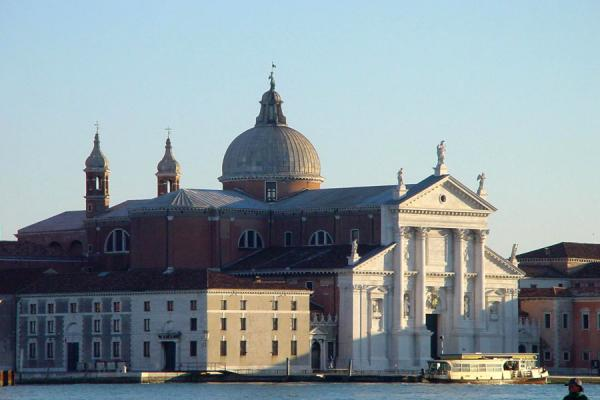 Picture of Church of San Giorgio Maggiore by Andrea Palladio