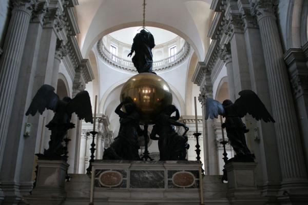 Inside San Giorgio Maggiore church | San Giorgio Maggiore | Italy