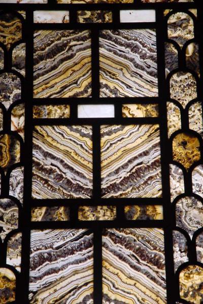 Alabaster windows | San Paolo fuori le Mura | Italy
