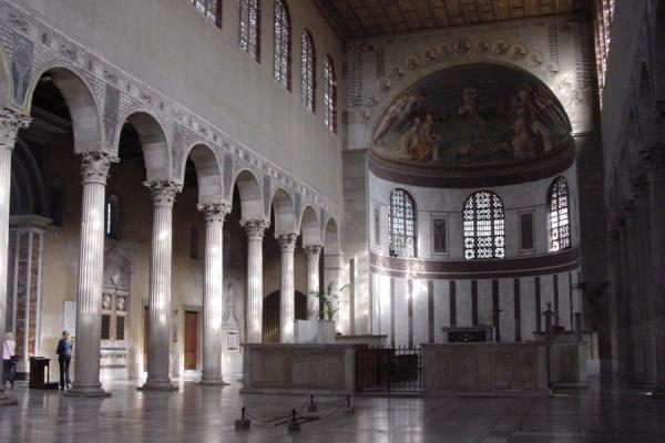 Picture of Santa Sabina church