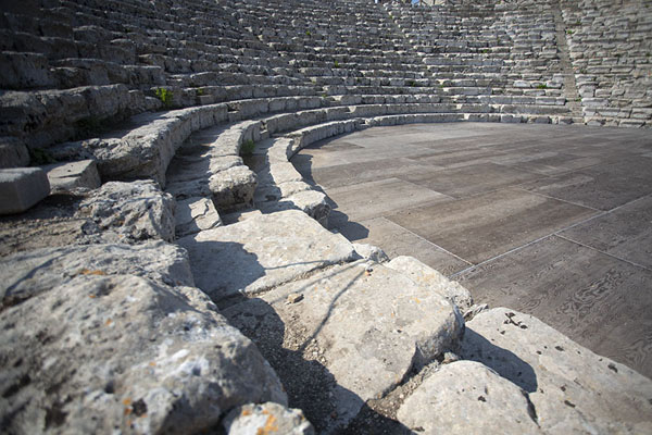 The amphitheatre of Segesta | Segesta | Italy
