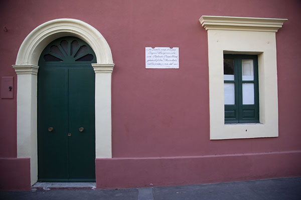 Foto van Ingrid Bergman and Roberto Rossellini lived in this house in 1949 for the filming of Stromboli - Italië - Europa