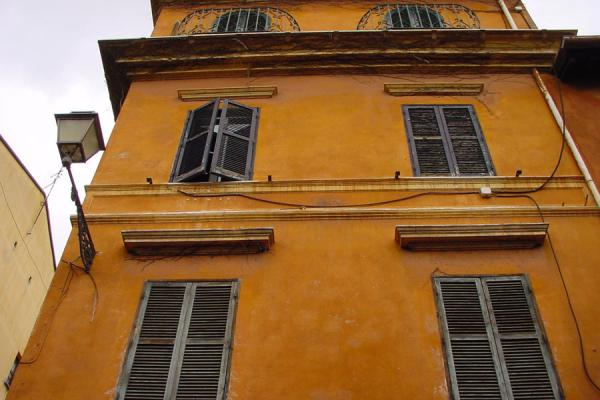 One of the houses in Trastevere | Trastevere | Italy