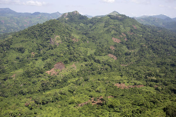 View from the Dent de Man | Dent de Man | Ivory Coast