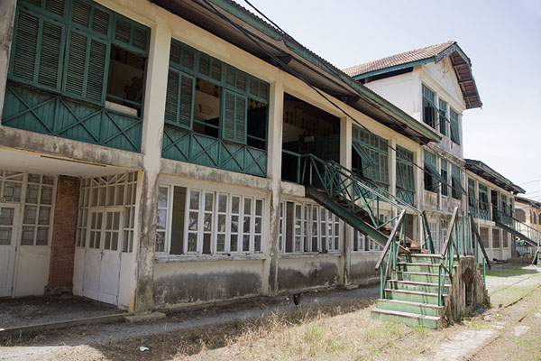 The former Post Office building in Grand Bassam | Grand Bassam | Côte d'Ivoire