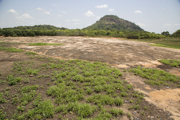 Picture of Landscape near Mont Sienlow - Ivory Coast - Africa