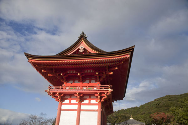 Gate of the Deva Kings, or Nio-mon | Kiyomizu-dera | Japan