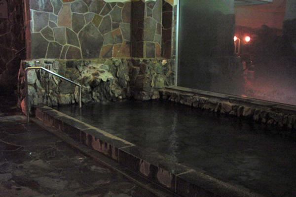 Picture of Japanese onsen - hot bath