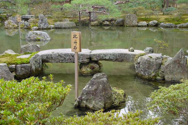 Picture of Path of Philosophy (Japan): Garden in Ginkakuji Temple, Kyoto