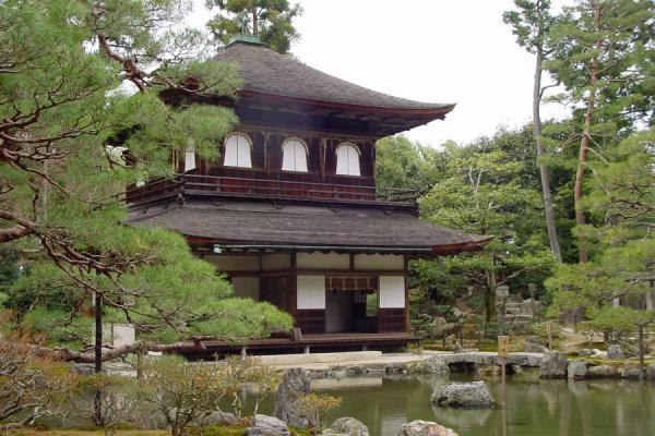 Picture of Path of Philosophy (Japan): Kannonden in Ginkakuji Temple, Kyoto