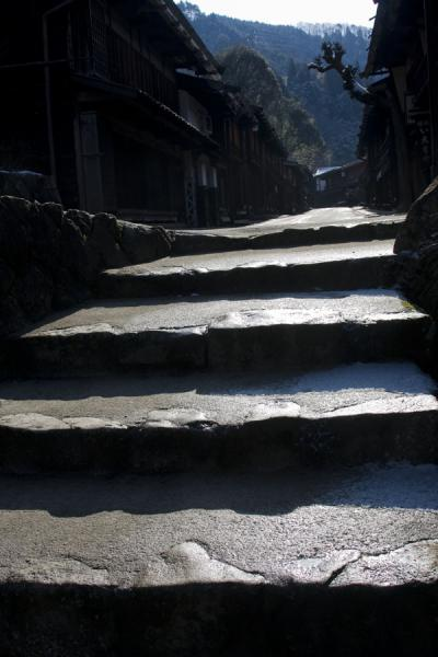 Picture of Old street in Tsumago - Japan - Asia